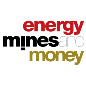 Energy Mines and Money Logo