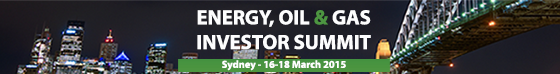 Energy, Oil and Gas 2015